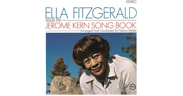 Ella Fitzgerald Sings The Jerome Kern Songbook Lp