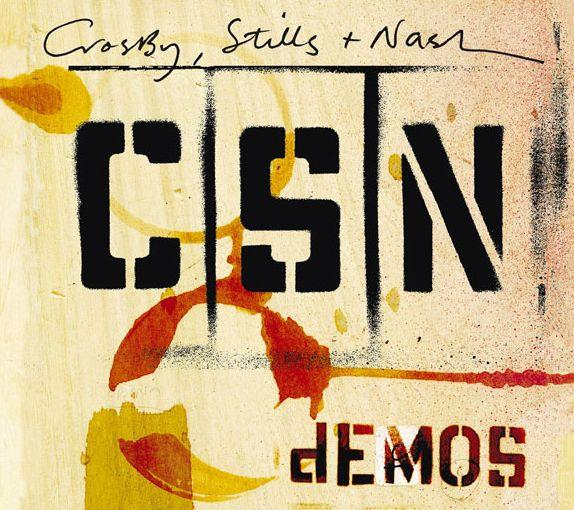 VXLDC6063 Rhino  Crosby, Stills & Nash Demos (LP)
