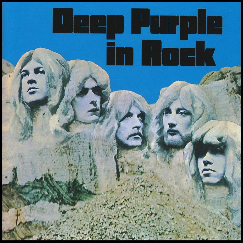 VXLDD7707 Friday Music  Deep Purple In Rock (LP)