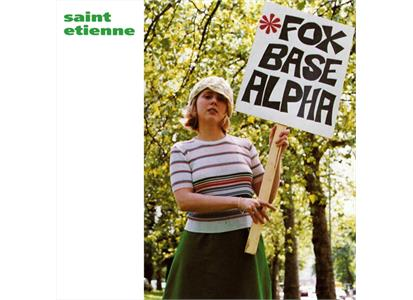 VXLDS17811 Plain  Saint Etienne Foxbase Alpha (LP)