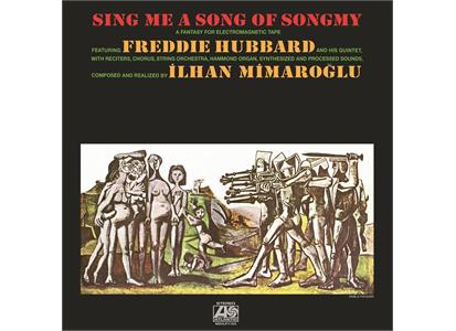 MOVLP1164 Music on Vinyl  Freddie Hubbard Sing Me a Song of Songmy (LP)