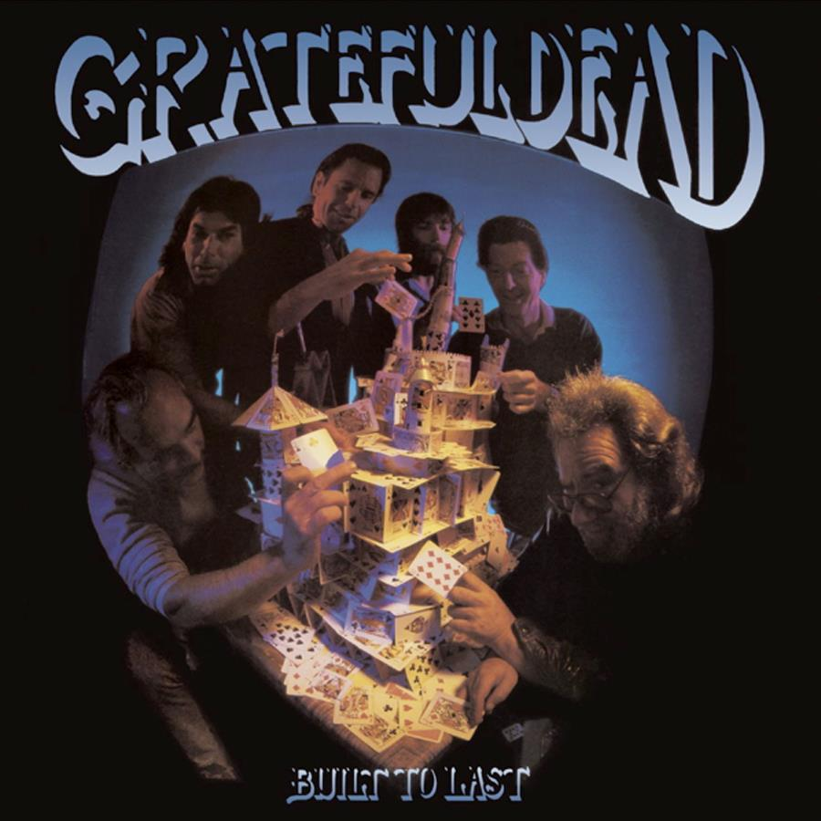 VXLDG8575 Friday Music  Grateful Dead Built To Last (LP)