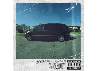 701835 Aftermath  Kendrick Lamar Good Kid, M.A.A.D. City (2LP)