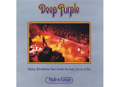 VXLDD9509 Friday Music  Deep Purple Made in Europe (LP)