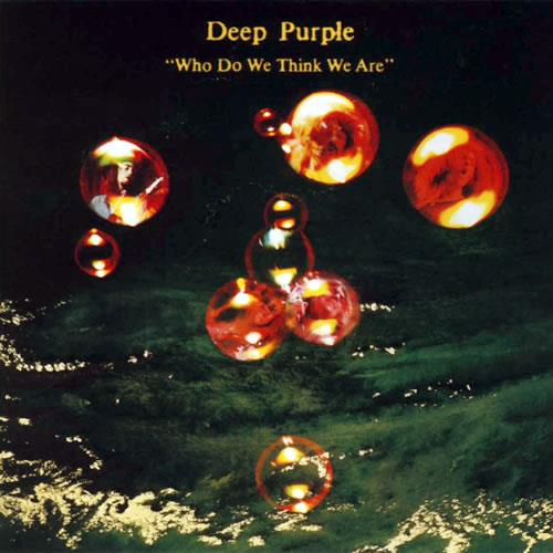 VXLDD1822 Friday Music  Deep Purple Who Do We Think We Are (LP)