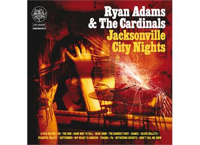 VXLDA575-2 Lost Highway  Ryan Adams Jacksonville City Nights (2LP)