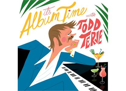 OLS006LP Olsen  Todd Terje It's Album Time (2LP)