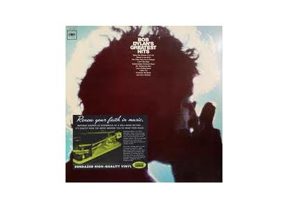 VXLSUN5156 Sundazed  Bob Dylan Greatest Hits (Mono) (LP)