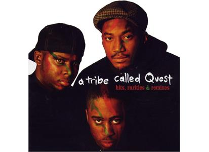 VXLDT8391 Jive  A Tribe Called Quest Hits, Rarities & Remixes (2LP)