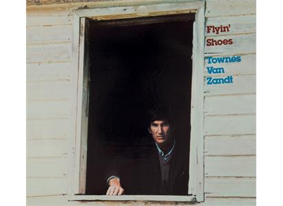 VXLDV9114 Fat Possum  Townes Van Zandt Flyin' Shoes (LP)
