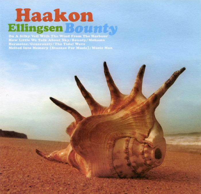 KOM-ELLINGSONGS01   Haakon Ellingsen Bounty (LP)