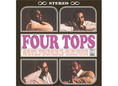 MOVLP1102 Music on Vinyl  Four Tops Four Tops (LP)