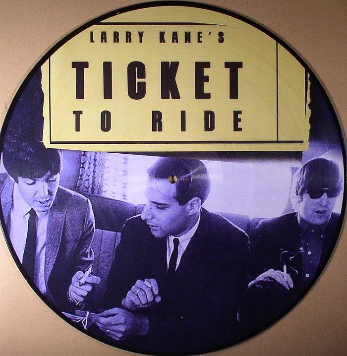 VXLDB6313 Vinyl Legacy  Beatles Ticket To Ride (Picture disc)