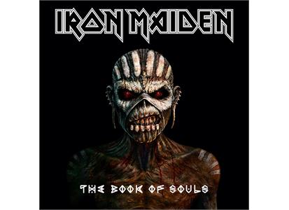 2564608920 Parlophone  Iron Maiden The Book of Souls (3LP)