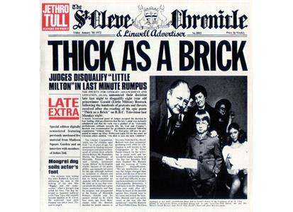2564613950 Parlophone  Jethro Tull Thick As A Brick (LP)