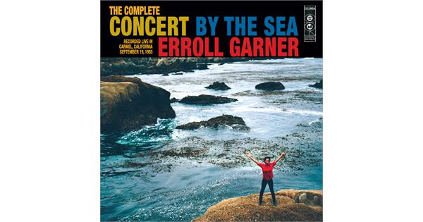 Erroll Garner The Complete Concert By The Sea 2lp