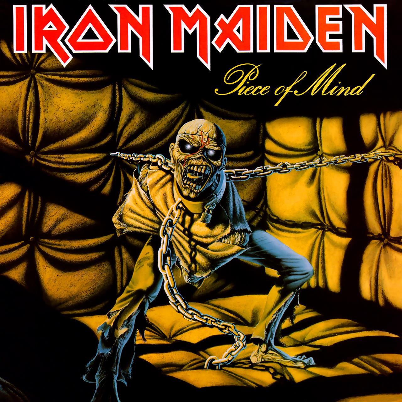 2564624882 Parlophone  Iron Maiden Piece of Mind (LP)
