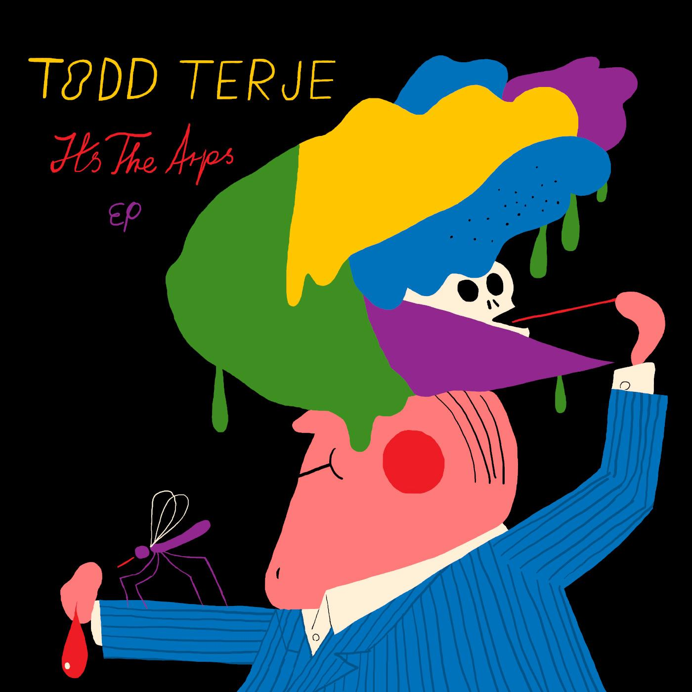 OLS001 Olsen  Todd Terje It's the Arps (12'')