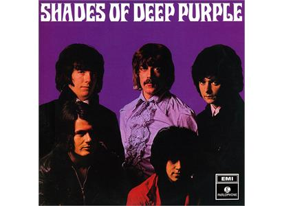 2564613835 Rhino  Deep Purple Shades of Deep Purple (LP)