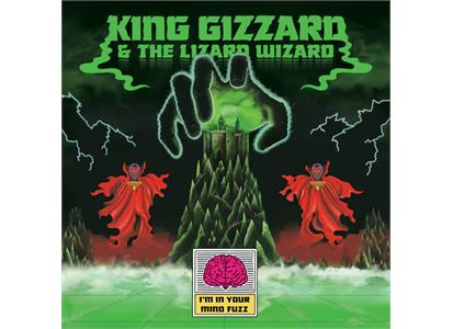 HVNLP109 Heavenly  King Gizzard & The Lizard Wizard I'm in Your Mind Fuzz (LP)