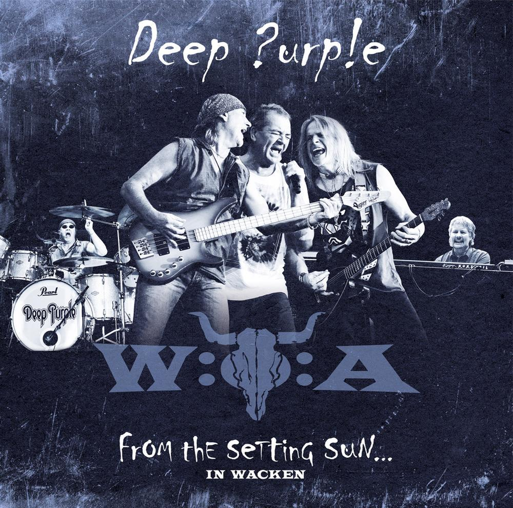 0210539EMU Ear Music  Deep Purple From The Setting Sun...In Wacken (3LP)