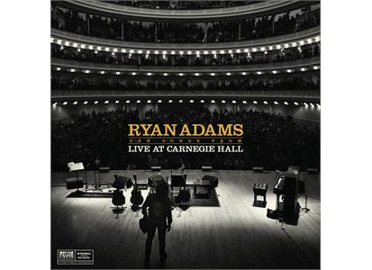 81480 Pax-Am 88875098991 Ryan Adams Ten Songs From Live at Carnegie Hall(LP)
