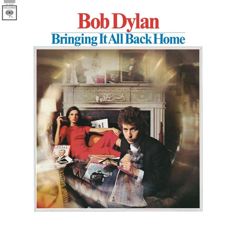 88875146231 Columbia  Bob Dylan Bringing It All Back Home (LP)