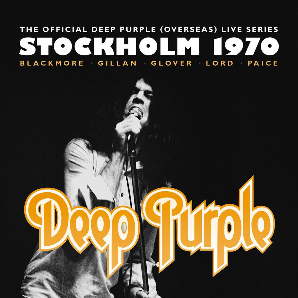 0209811ERE Ear Music  Deep Purple Stockholm 1970 (2LP)