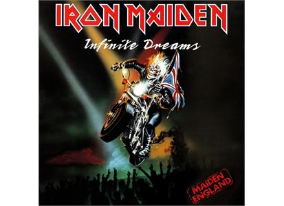 2564624838 Parlophone  Iron Maiden Infinite Dreams - Live (7'')