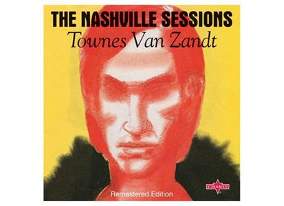 CHARLYL176 Charly  Townes Van Zandt The Nashville Sessions (LP)