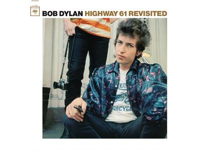 88875146301 Columbia  Bob Dylan Highway 61 Revisited (LP)