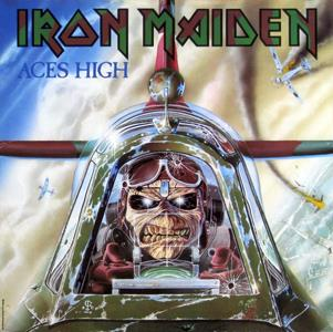 2564624867 Parlophone  Iron Maiden Aces High (7'')