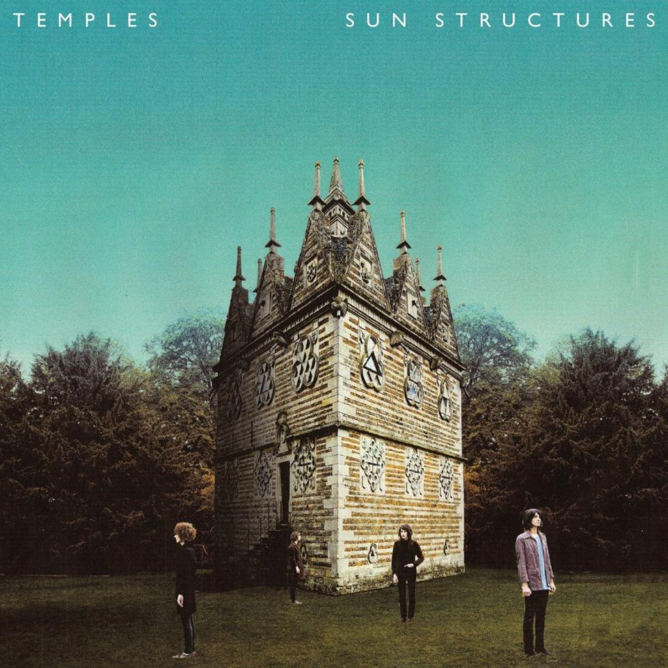 FP1422-1 Fat Possum  Temples Sun Structures (LP)
