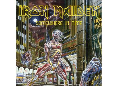 2564624854 Parlophone  Iron Maiden Somewhere in Time (LP)