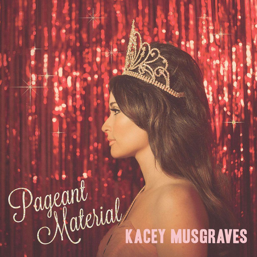 4731627 Mercury  Kacey Musgraves Pageant Material (LP)