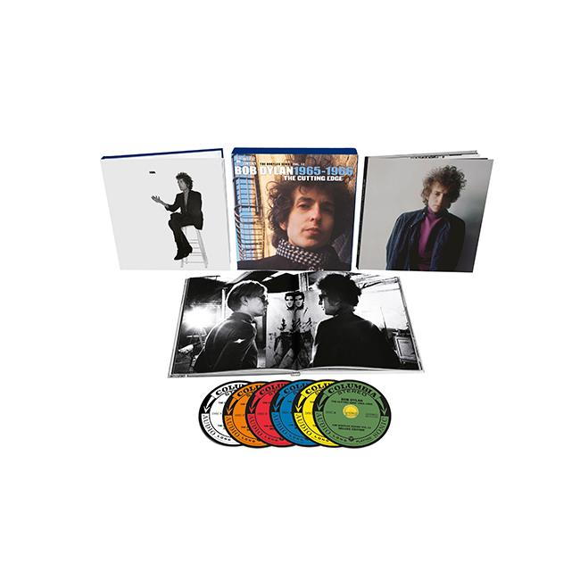 88875124412 Columbia  Bob Dylan Bootleg Series 12: Cutting Edge (6CD)
