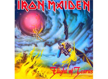 2564624879 Parlophone  Iron Maiden Flight of Icarus (7'')