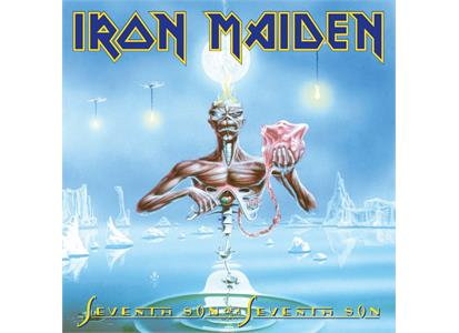 2564624849 Parlophone  Iron Maiden Seventh Son of a Seventh Son (LP)