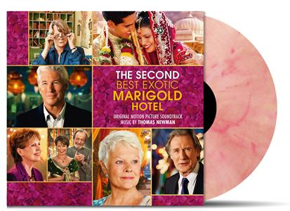 MOVATM032 At the Movies  Soundtrack Second Best Exotic Marigold Hotel (2LP)