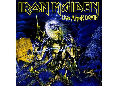 2564624865 Parlophone  Iron Maiden Live After Death (2LP)