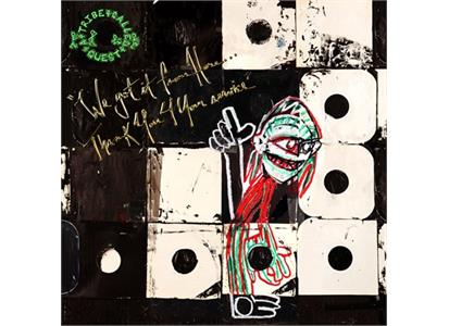 88985377871 Epic  A Tribe Called Quest We Got It From Here (2LP)