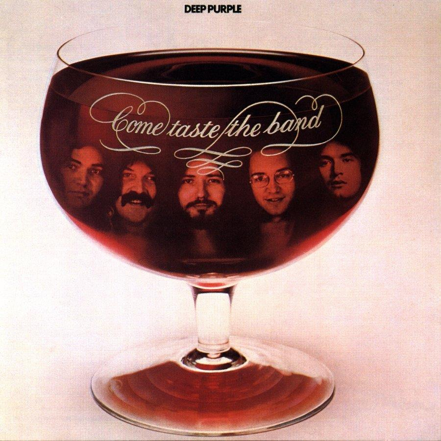 5363586 Universal  Deep Purple Come Taste the Band (LP)