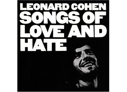 88875195511 Legacy  Leonard Cohen Songs Of Love And Hate (LP)