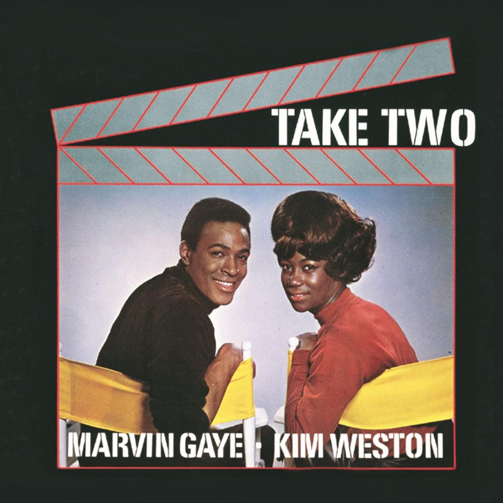 Marvin Gaye Mary Wells Together