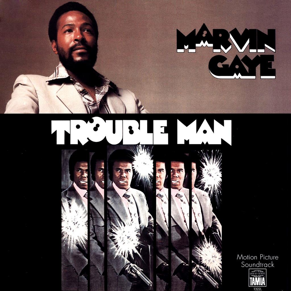 5353424 Ume  Marvin Gaye / Soundtrack Trouble Man (LP)