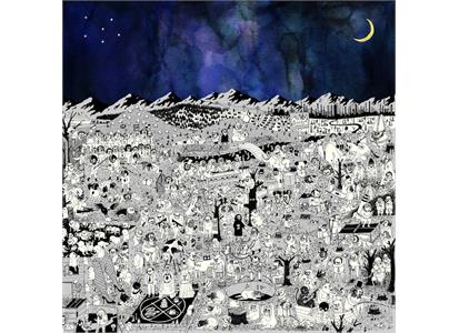 BELLA628VX Bella Union  Father John Misty Pure Comedy (2LP-LTD)