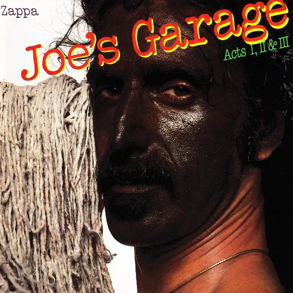 0238611 Universal  Frank Zappa Joe's Garage (3LP)