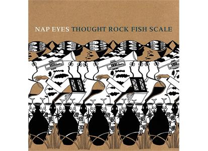 POB024LP Paradise of Bachelors  Nap Eyes Thought Rock Fish Scale (LP)