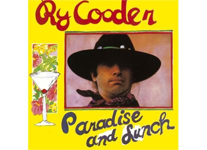 MS2179 Speakers Corner  Ry Cooder Paradise and Lunch (LP)