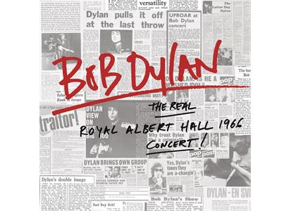 88985361441 Sony  Bob Dylan The Real Royal Albert Hall 1966... (2LP)